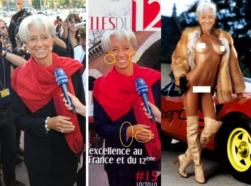 christine lagarde