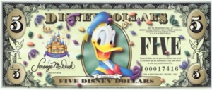 dollar Donald Ier
